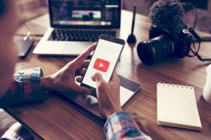 การลงโฆษณาบน YouTube