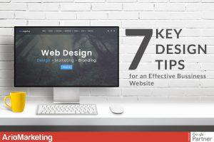 การออกแบบเว็บไซต์